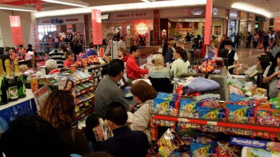 Registra consumo privado mayor alza en 11 meses - Foto de Internet