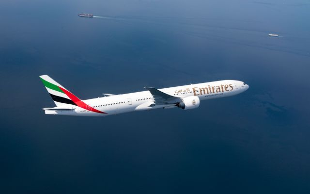Emirates volará a México - Foto: Emirates.