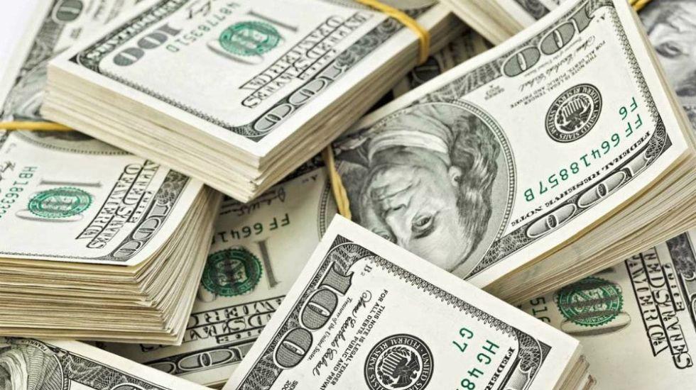 Bolsa con retroceso y dólar cierra en 19.60 - Foto: Internet.
