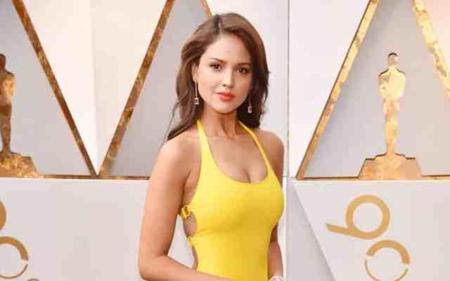 Eiza González responde a críticas tras los Óscar - Foto de @RalphLauren