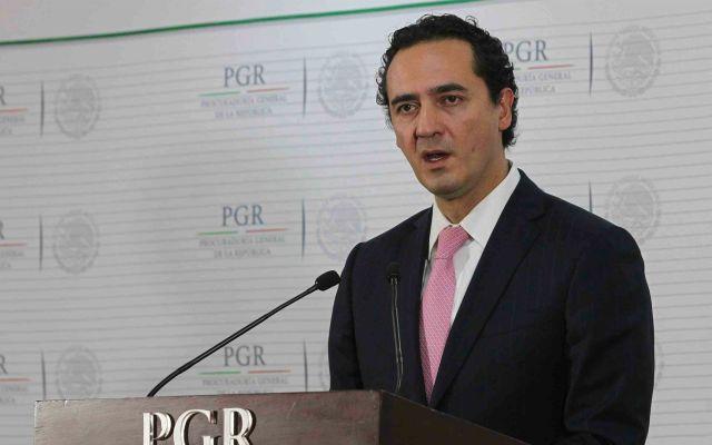 Caso Odebrecht se va a judicializar en esta administración: PGR - Alberto Elías Beltrán. Foto de internet