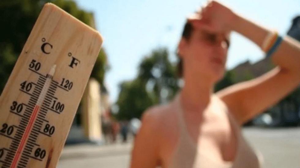 Prevalecerá la onda de calor en la mayor parte del país - Foto de archivo