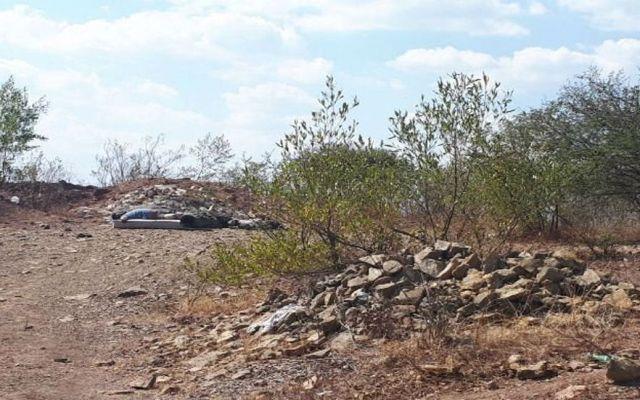 Hallan tres cuerpos en carretera Chilpancingo-Tixtla - Foto de Quadratín