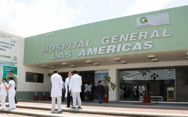#Video Mujer da a luz en pasillo delHospital las Américas en Ecatepec - Foto de Edomex Informa