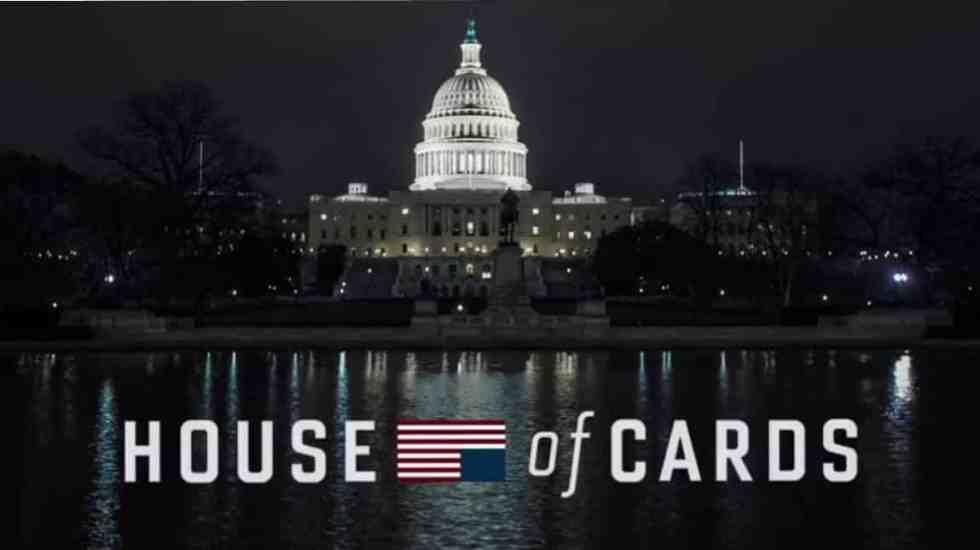 Netflix lanza las primeras imágenes de 'House of Cards' sin Kevin Spacey - Foto de internet