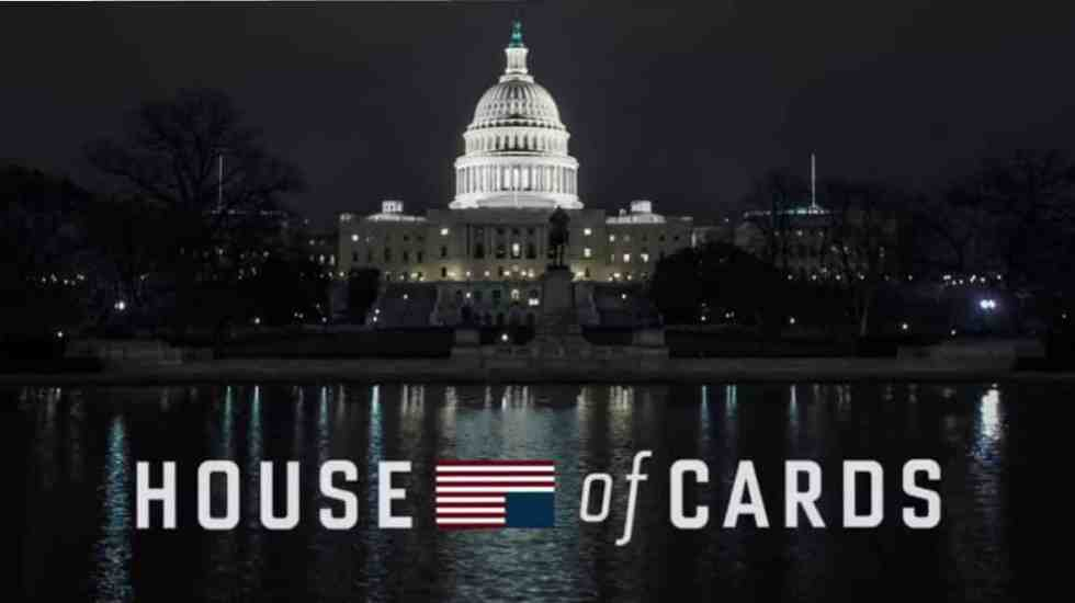 "'House of Cards' le pide ""paciencia"" a Margarita Zavala - Foto de internet"