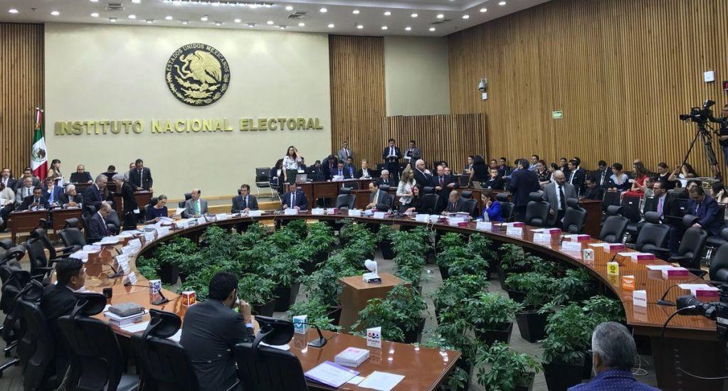 INE confía en que no se recorte presupuesto para 2020 - Foto de INE