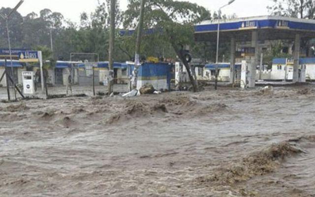 Inundaciones dejan 15 muertos en Kenia - Foto de @ntvkenya