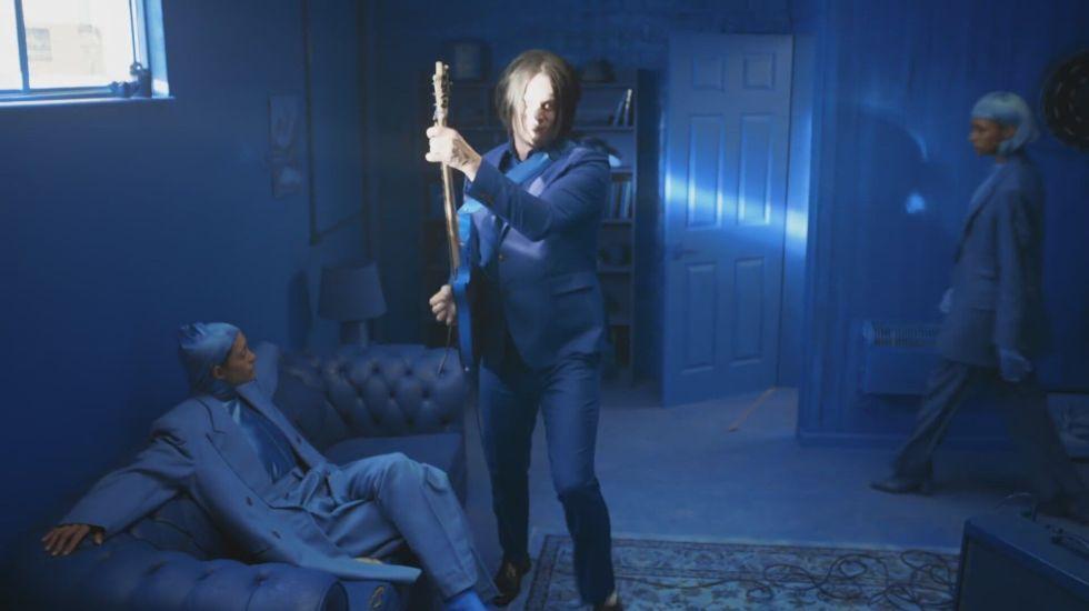 Jack White estrena nuevo disco - Captura de Pantalla