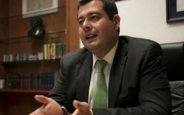 José Ramón Amieva, el reemplazo de Mancera en el gobierno capitalino - Foto de Internet