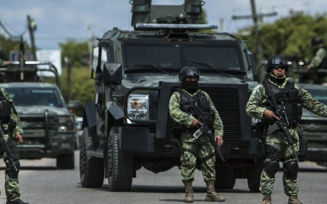 CIDH teme debilitamiento de derechos por Ley de Seguridad Interior - Foto de Internet