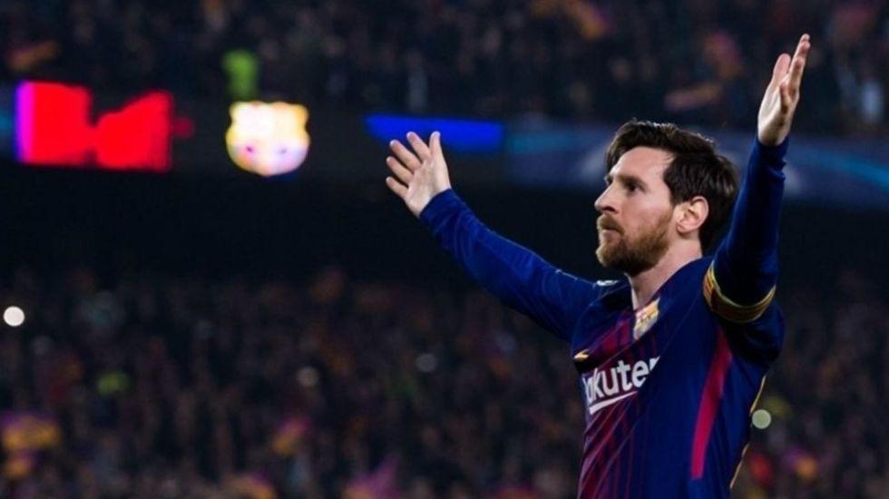 Messi repite como el futbolista con mayores ingresos del mundo - Foto: Getty Images.