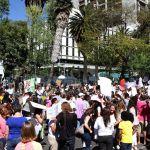 Prevén tres movilizaciones en la Ciudad de México - Foto de archivo