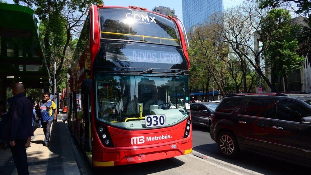 Metrobús tendrá WiFi gratuito - Foto de @pasotti_