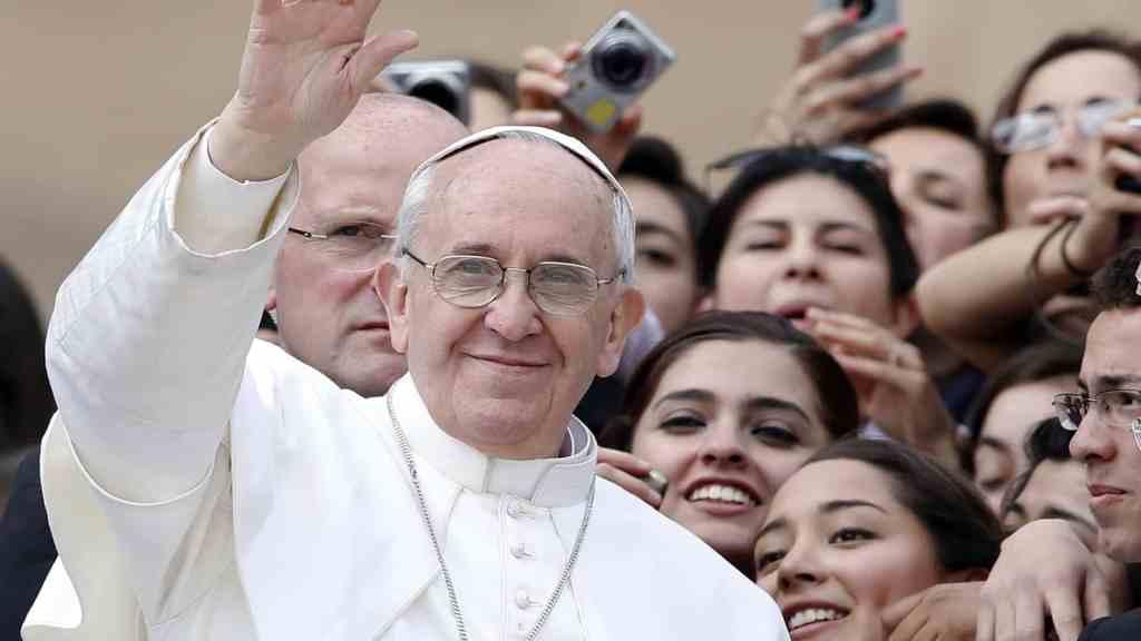 El papa agradece a las mujeres por crear una sociedad más humana - Foto de Internet