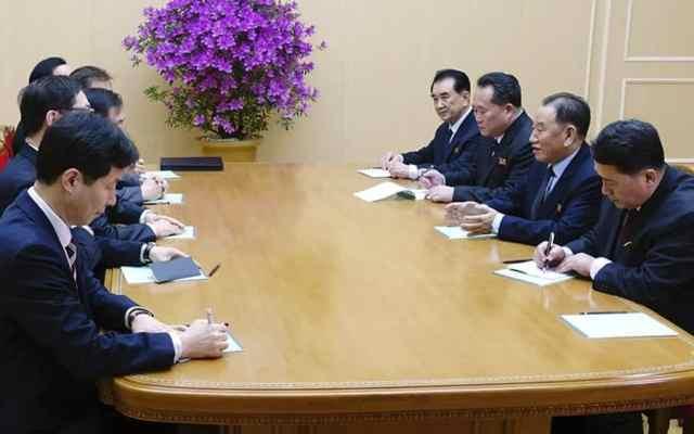Corea del Sur levantaría sanciones a Corea del Norte - Foto de AP