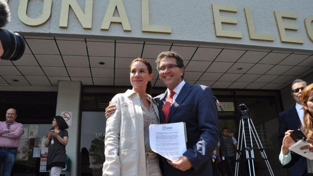 Amplían plazo para revisión de firmas para candidatura de Ríos Piter - Foto de @RiosPiterJaguar