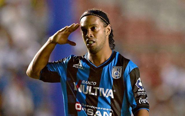 Aseguran en Brasil que Ronaldinho está en bancarrota - Foto: Mexsport.