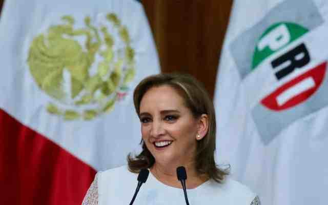 Anaya usa candidatura para presionar a la PGR: Ruiz Massieu - Foto de Internet