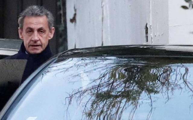 Enjuiciarán a Sarkozy por corrupción - Foto de Reuters