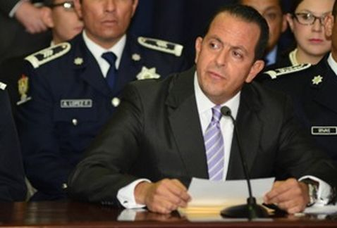 Catean propiedades de exfuncionario de Duarte - Foto de Milenio