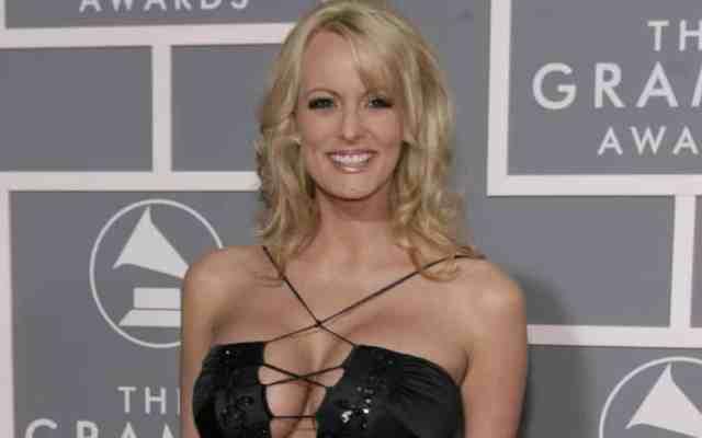 Demanda actriz porno a Trump; pide nulidad por acuerdo de confidencialidad - Stormy Daniels. Foto: AP