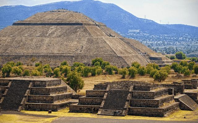 Realizarán espectáculo nocturno de luces en Teotihuacán - Foto de Lonely Planet