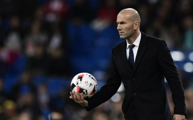 Zidane regresa a Real Madrid - Foto: AFP.