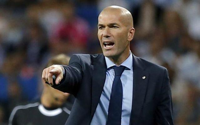 Zidane afirmó que no habrá pasillo para Barcelona si gana La Liga - Foto de Marca