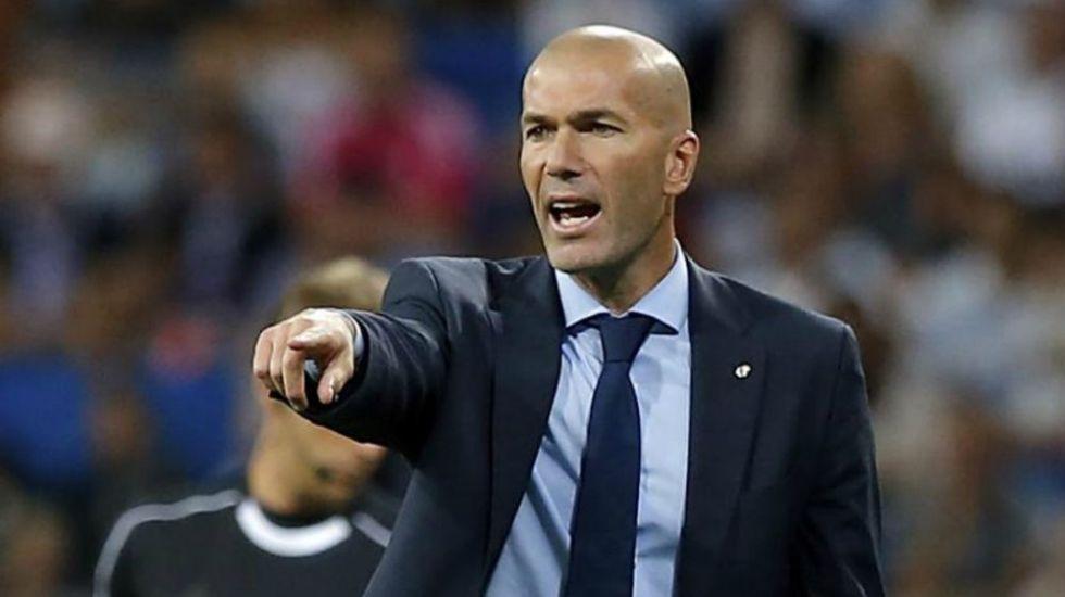 Zidane anuncia salida del Real Madrid - Foto: Marca.
