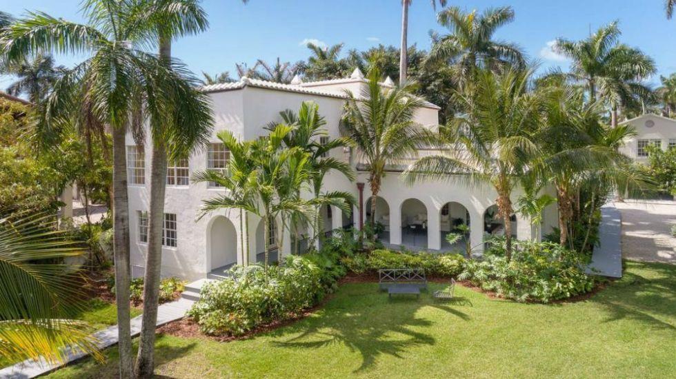 Ponen a la venta mansión de Al Capone en Miami - Foto: Nuevo Herald.
