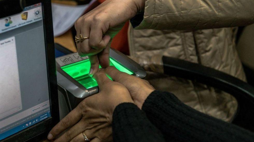 El innovador sistema de identificación de la India parecido al Big Brother - Foto: New York Times.