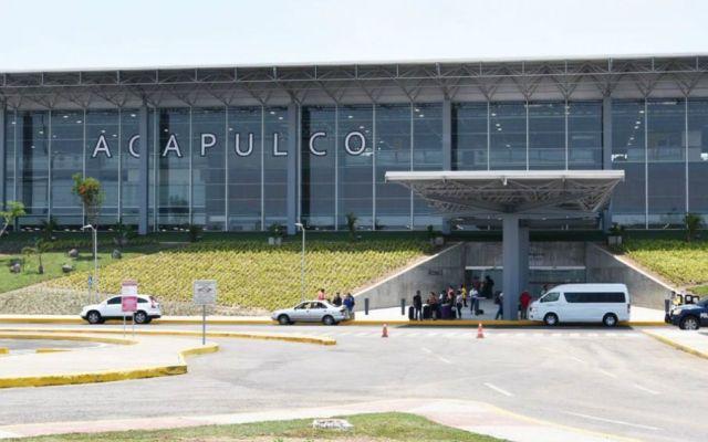Invierten 600 mdp en renovar aeropuerto de Acapulco - Foto: Gobierno de Guerrero.