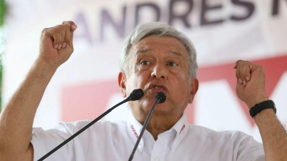 AMLO considera hipócritas reacciones a candidatura de El Bronco - Foto de Cuartoscuro