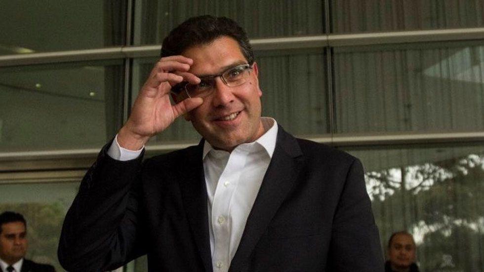 Esto decía Ríos Piter en febrero sobre declinar en favor de algún candidato - Armando Ríos Piter. Foto de Quadratín