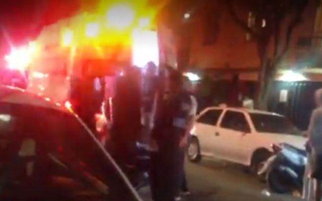 Ataque armado deja siete heridos en la colonia Anáhuac