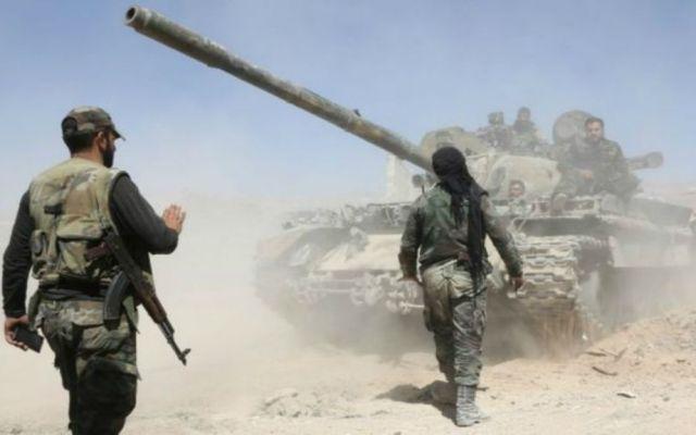 Ataque químico contra rebeldes en Siria deja 80 muertos - Foto de Getty