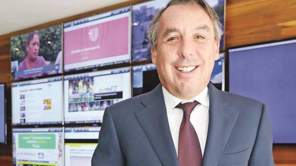 Televisa no tiene candidato favorito: Azcárraga Jean - Foto de El Universal