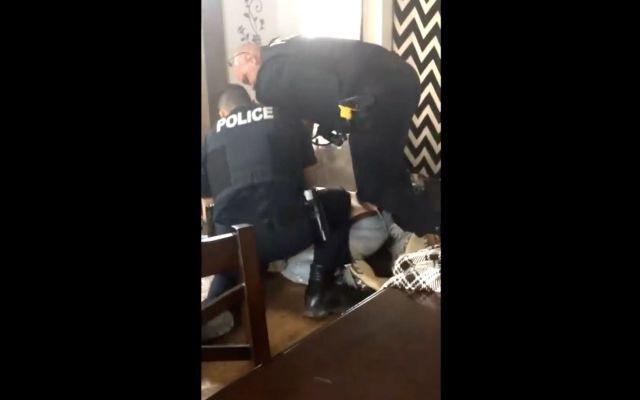 #VIDEO Denuncian caso de brutalidad policial en Pittsburgh