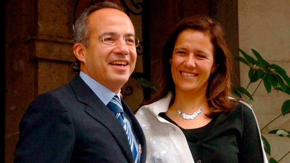 Calderón no sancionó corrupción pese a declaraciones de Zavala - Foto de archivo