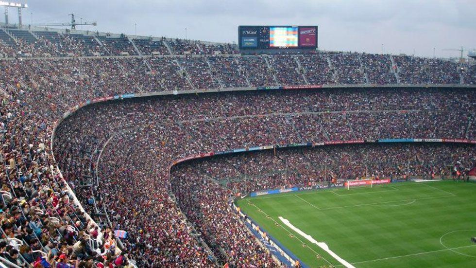 El Barça planea expandir la capacidad del Camp Nou - Foto de EFE