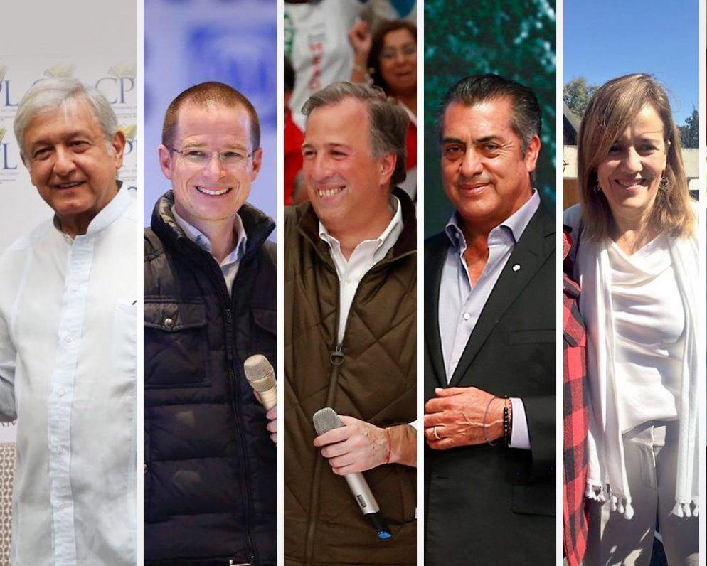 Cinco detalles a no perder de vista en este primer debate presidencial - Foto de Internet