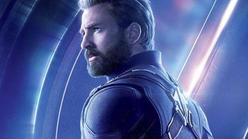 Revelan cambio de Capitán América en nueva cinta de Avengers - Foto de Internet