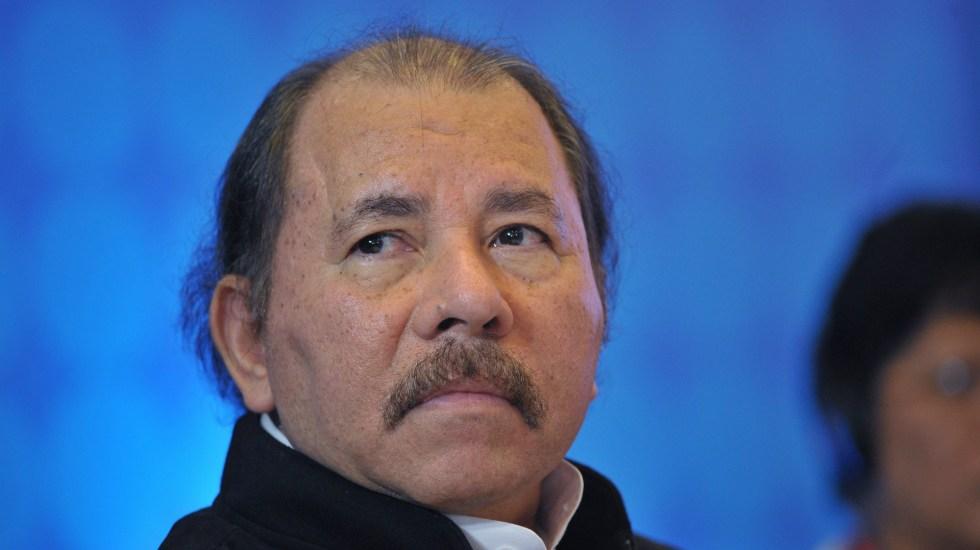 Presidente de Nicaragua da marcha atrás a impopular reforma - Daniel Ortega, presidente de Nicaragua. Foto de Internet