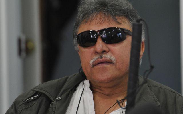 Detienen a líder de las FARC por narcotráfico - Foto de Internet