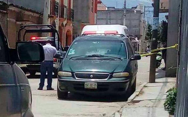Asesinan en su consultorio a médico en Oaxaca - Foto de Quadratín