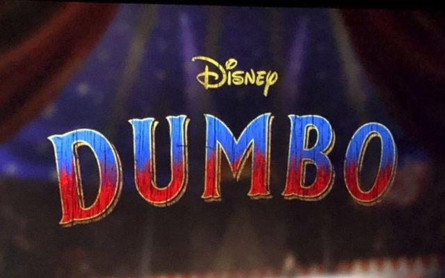 Así se ve el nuevo Dumbo de Tim Burton - Foto de @rushsmith