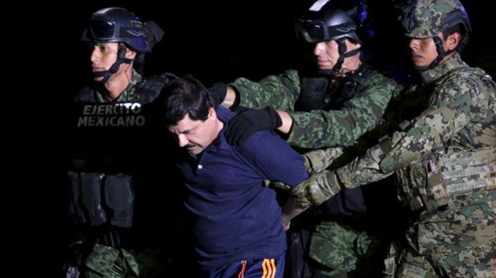 'El Chapo' desea discutir condiciones de su encarcelamiento - Foto de Internet