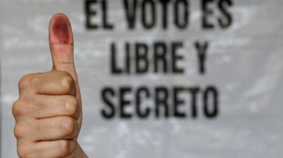 Inicia la veda electoral - Foto de internet