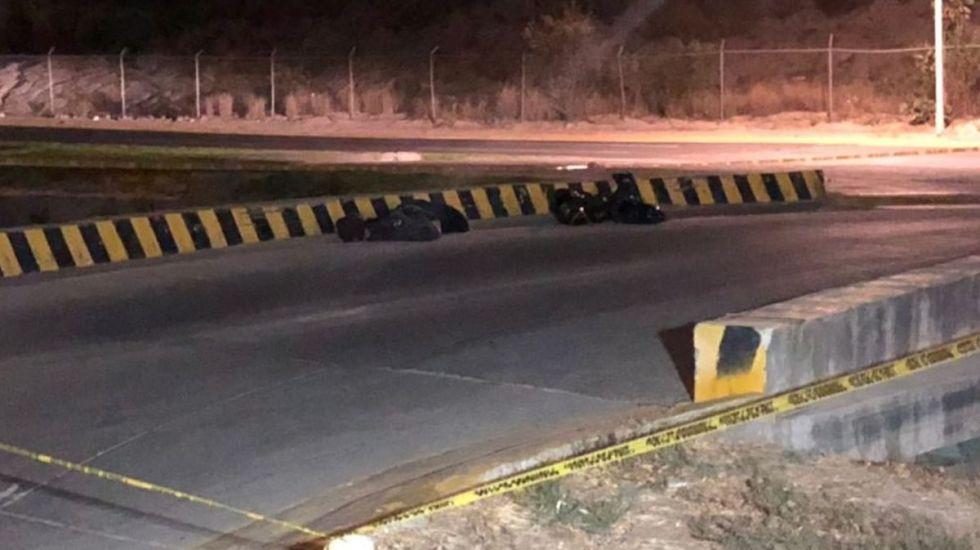 Encuentran a tres cuerpos embolsados en Zapopan - Foto de Internet